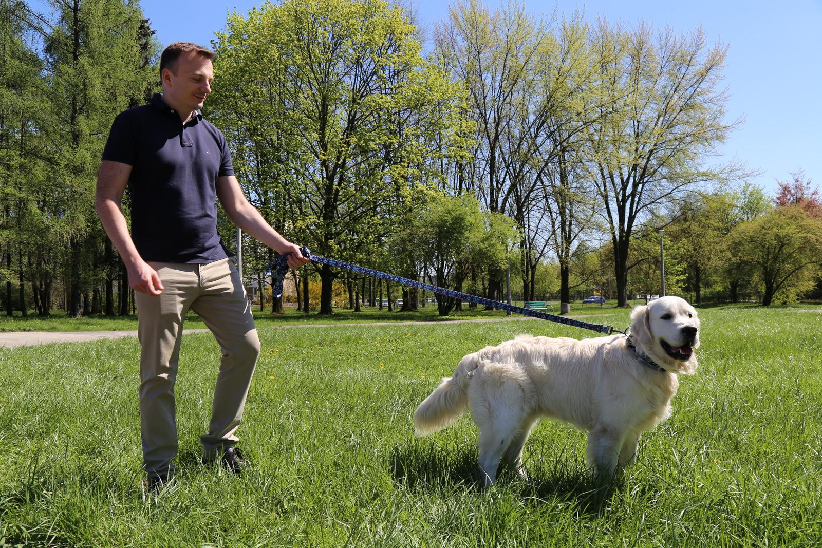 Bezpłatne czipowanie psów w Parku Lotników